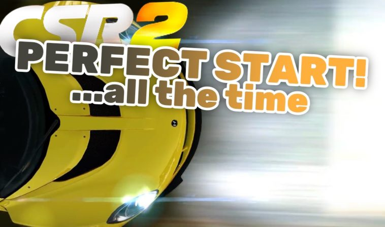 CSR 2 Racing - How To Do Perfect Starts EVERY RACE
