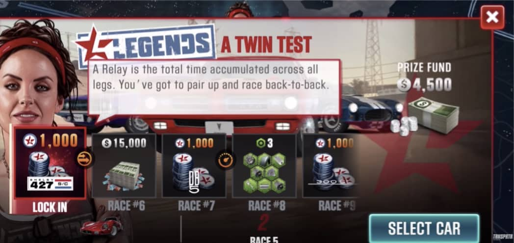 CSR2 Legends Full Walkthrough - CSR2Boss