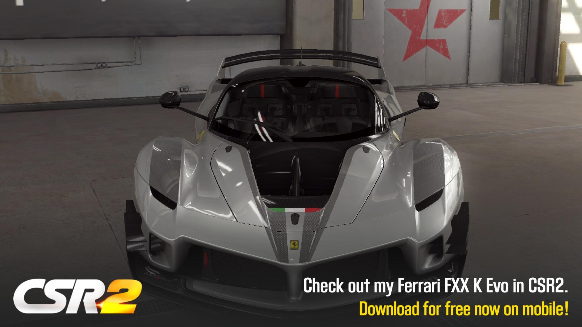 Ferrari Fxx K Evo Tune Shift Pattern S5 S6 Csr2boss